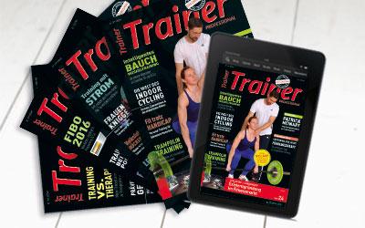 Trainer Magazin, Ausgabe 4/2016