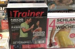 An diesen Kiosken findest du das Trainer Magazin