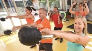 Neu am Markt: Das Triple-F-Groupfitness-Konzept für die Trainingsfläche