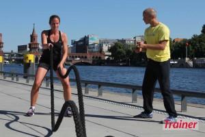 Training für Harte: Urban Gladiators