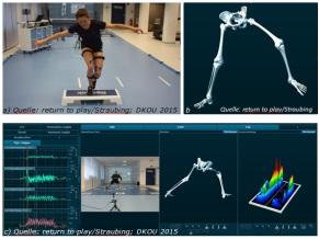 Der Muskelfunktionstest soll zum Widereinstieg ins Training verhelfen