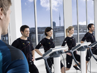 miha bodytec vereint innovative Technologie, komfortable Bedienung und modernes Design