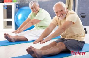 Der Alltags-Fitness-Test wurde vom DOSB entwickelt