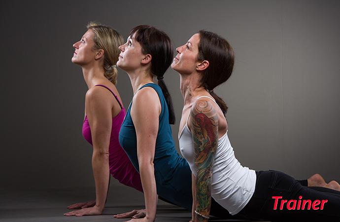Yoga: Was empfiehlst du deinen Kunden?