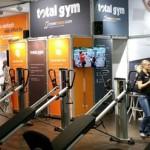 Fitness & Physiotherapie auf der Therapro