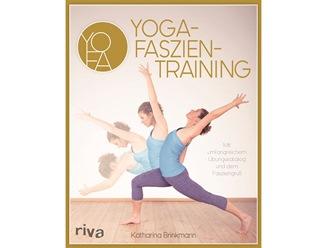 """Das Buch """"Faszien-Yoga-Training"""" ist ab heute im Handel"""