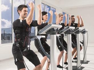 EMS Training gewinnt immer mehr an Beliebtheit
