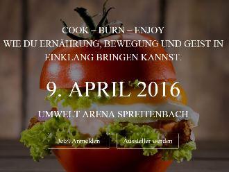 Am 9. April findet das PureFoodFitness-Event in der Scwheiz statt