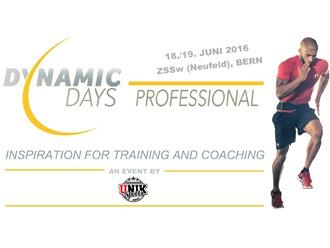 Vom 17. bis 18. Juni finden die Dynamic Days in Bern statt