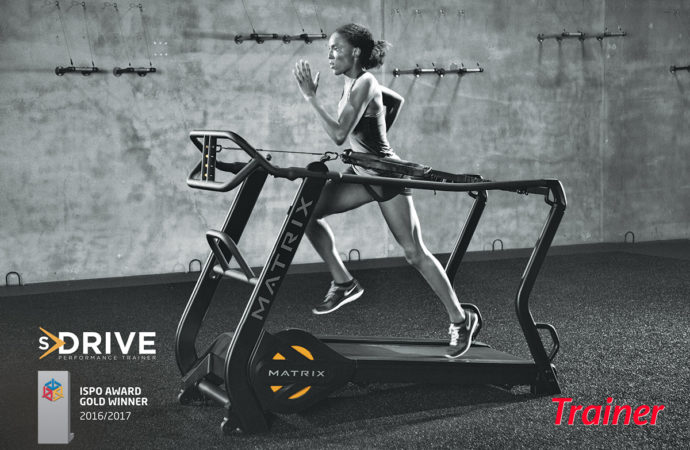 Neu: Der S-Drive Performance Trainer