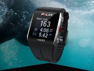 Die Polar V800 GPS-Sportuhr ist ab sofort in neuem Design erhältlich