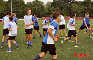 Spielerisch die Koordination von (Nachwuchs-) Sportler verbessern