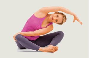 Geschmeidige Faszien durch Yin- und Power-Yoga