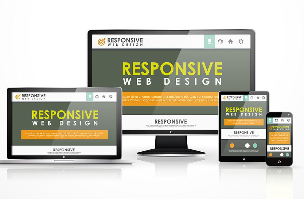 Webseiten sollten im Responsive Design angelegt sein, d.h., dass sie sich auf alle Endgeräte anpassen
