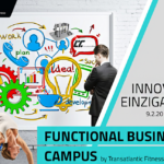 Premiere des Functional Business Campus