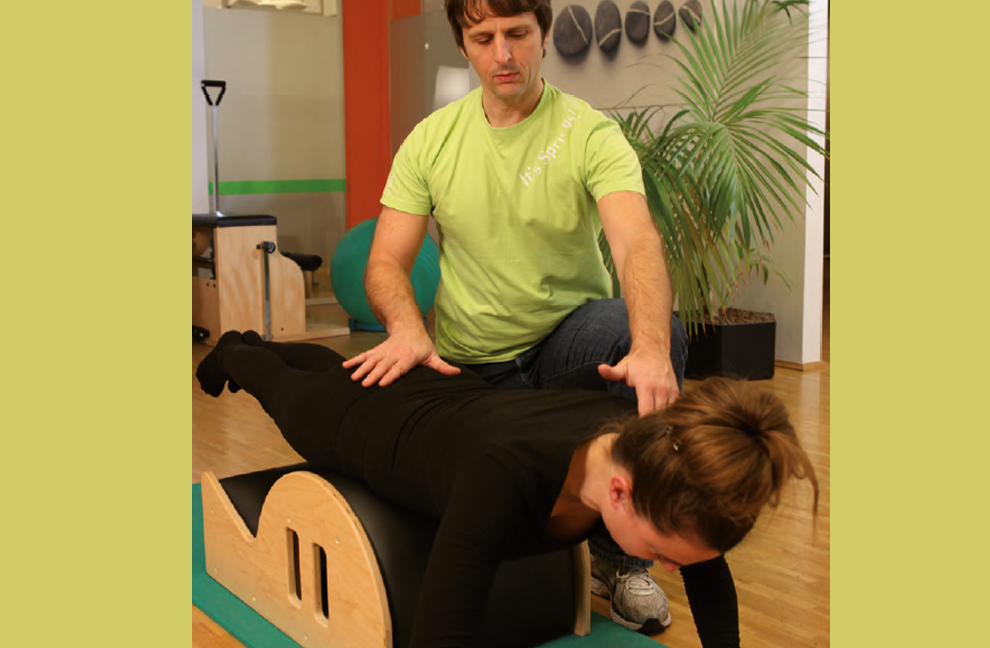 Alexander Bohlander, Physiotherapeut, Osteopath und Heilpraktiker