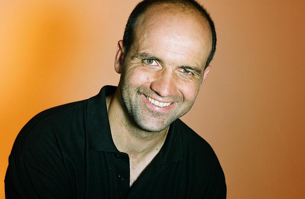 Portrait Jörg Linder