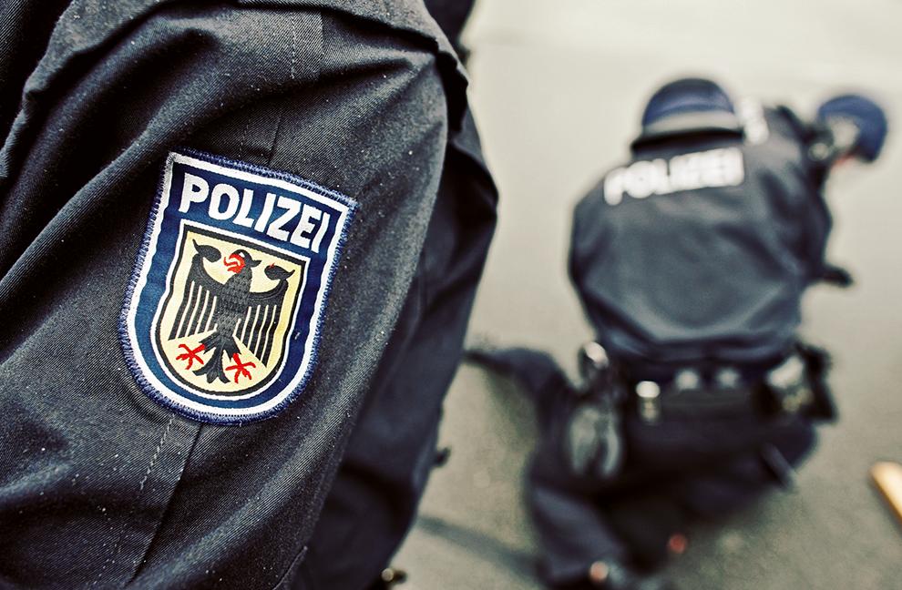 Den Bundespolizisten stehen 84 Stunden Dienstsport pro Jahr zur Verfügung. Um in brenzligen Situationen schnell handeln zu können, ist das enorm wichtig