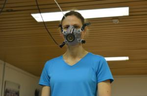 Getestet: Spiroergometrie und Lakatsmessung für unsere Jenny