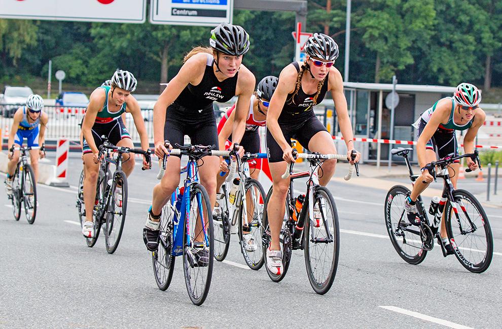 Im Gegensatz zu Freizeitradlern sind professionelle Fahrer meist im Bereich hoher Trittfrequenzen unterwegs.