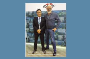 gym80 nimmt Kurs auf Taiwan, China und die USA