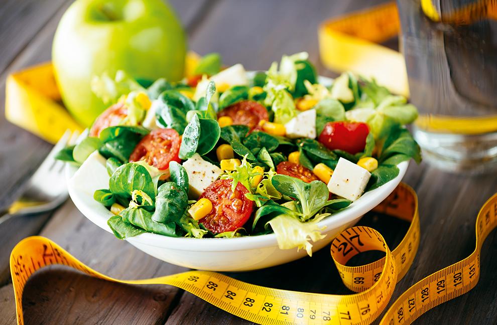Kalorienzählen führt selten zu einer dauerhaften