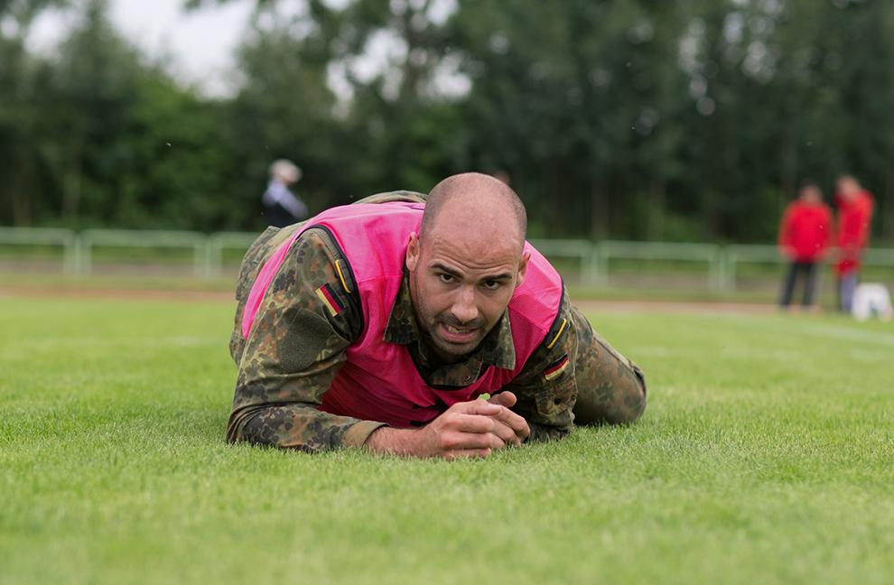 3 Trainer in Behörden und Unternehmen Teil 4 Sport & Fitness bei der Bundeswehr