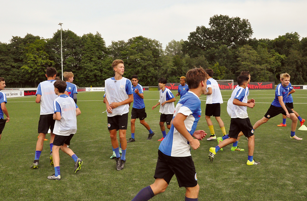 4 Koordinationstraining Wie Trainer die Koordination ihrer Sportler verbessern