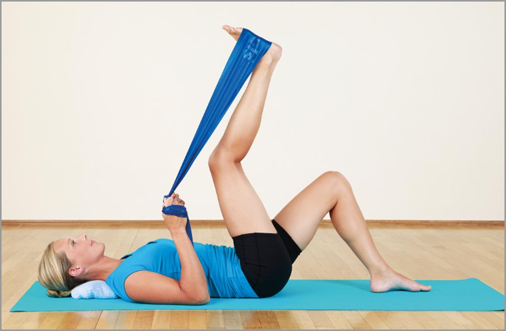 7 Übungen gegen Knieschmerzen   Trainer