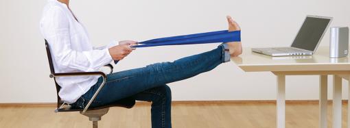 7 Übungen gegen Knieschmerzen