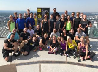 10 Tage, 10 Städte, 10 Locations – TRX Trainer Tour 2017