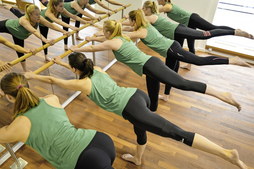 Barre Workout - Workout an der Ballettstange