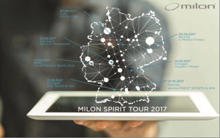 milon spirit tour 2017