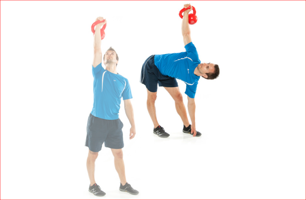 Übung 3 Kettlebells Trainer Magazine