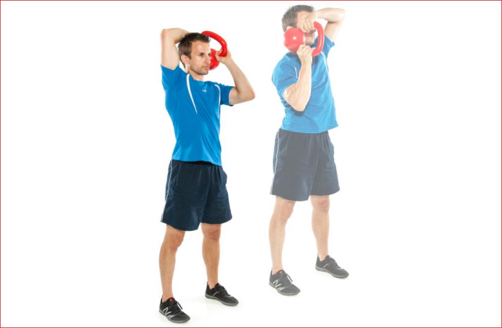 Übung 4 Kettlebells Trainer Magazine