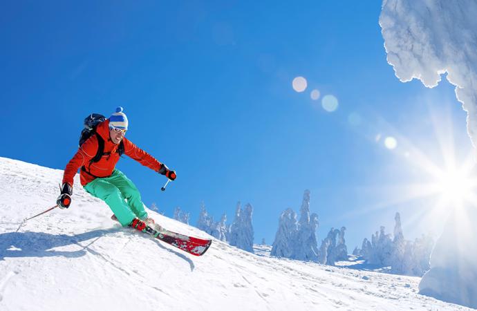 Die besten 6 Workouts für die Skisaison