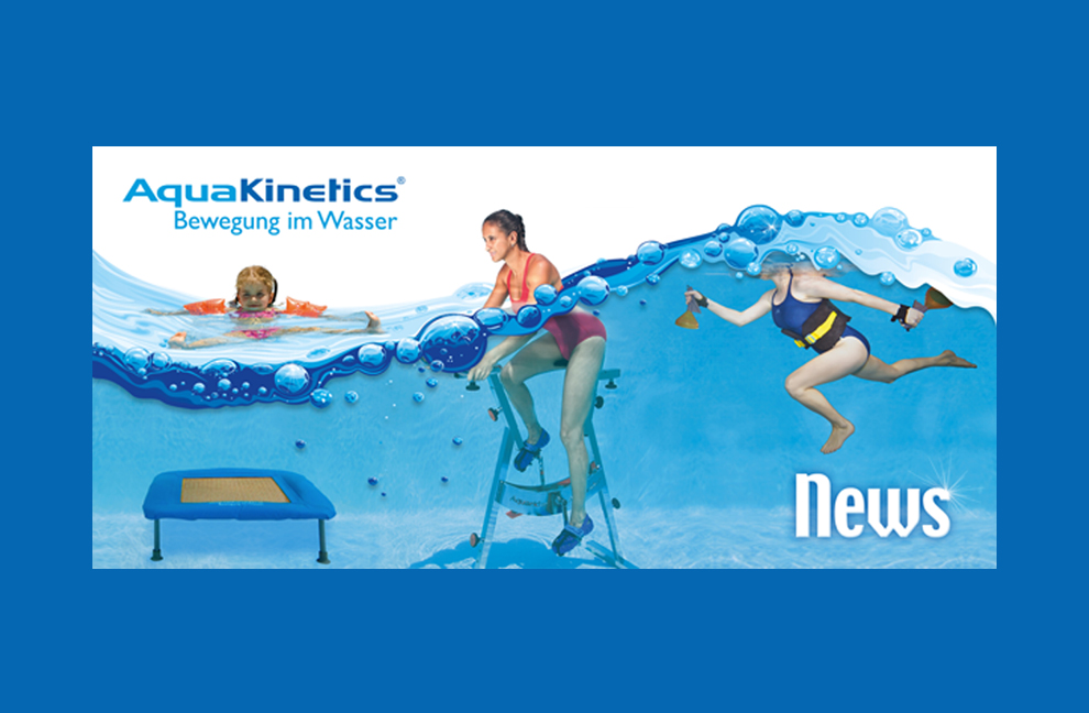 Aquqkinetiks Bewegung im Wasser