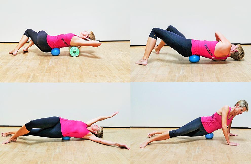 Rückenschmerzen: 3 Übungen für die Fascia thoracolumbalis | Trainer