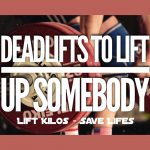 """""""Deadlift-Challenge to lift somebody up"""" am 10.12.2017"""