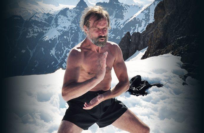 Wim Hof beim FT-Summit 2018! Treffe den Iceman live