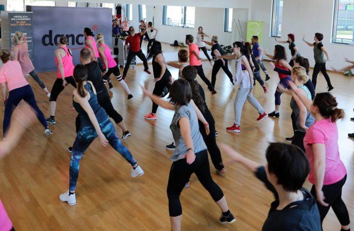 """Neues Tanz- und Fitnessworkout """"dancit®"""""""