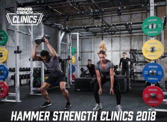 Hammer Strength Clinics 2018