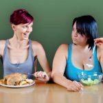 Übergewicht: Mehr essen als geplant