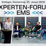 Expertenforum EMS am 31. Januar