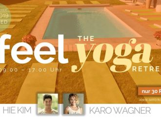 FEEL THE YOGA RETREAT 2019