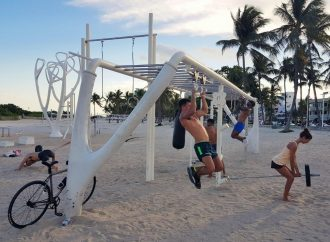 Miami Muscle Beach