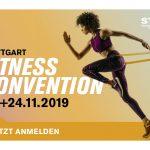 Fitness Convention in Stuttgart