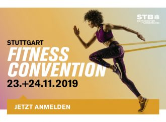 Fitness Convention in Stuttgart